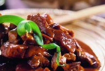 Chinees en  inderdaad. gerechten