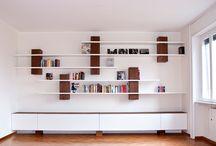 SPARTITO bookcase