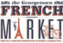 Georgetown French Market / April 25 and 26, 2014 / by Georgetown DC