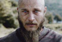 ragnar lothbrok / travis fimmel / o miłości do męskiej brody <3