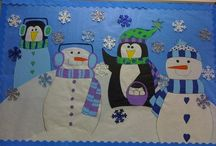 January Bulletin Boards / by Veronica Shroyer