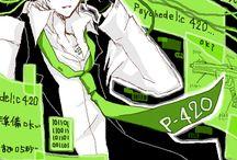 Virus 420 - Shizuo alter - Durarara!!