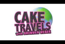Cake Travels / Follow renown Cake Designer & Instructor Chef Bronwen Weber and her husband Francois as they trek through the country of Indonesia in search for adventure, great food, and amazing cake.  They experience the finer things in life that they find in Indonesia and ultimately end up teaching a 3D cake class to 50 students in Jakarta.  Join in on the fun and follow along! #caljava #fondx / by CaljavaOnline.com