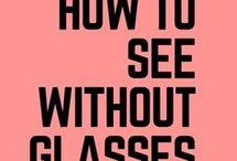 eye sight improvement