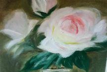 i dipinti di Maria Cristina