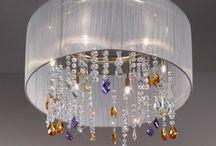 Luxury Chandeliers / Beautiful designer chandeliers for the luxury home.