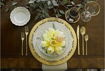 Discover the Beauty of Arte italica / Vintage pewter, dinnerware, flatware, home decor.