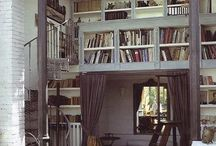 Office & Library / by Maureen Lyne