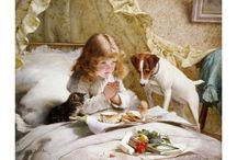 children and their pets / by Kulsum F. Dorego
