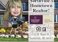 HOLLY HURD REALTOR / ALL THINGS REAT ESTATE IN NORTHVILLE MICHIGAN Holly Hurd ~ Living in the Northville, Michigan area for 40+ years , Holly Hurd is graduate of Northville High School, Schoolcraft College, Michigan State then raising her own family here Holly Hurd has first hand knowledge and knows the area quite well.
