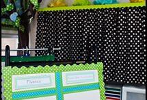 School - Decorating ideas