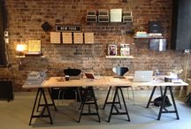 Creative Workspaces