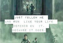 Maze runners