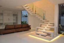 Anagha / Staircase design