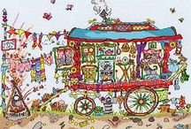 gypsy caravan holiday