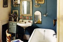 Bathrooms  / by julie fenk