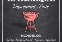Kurstin's Engagement Party.