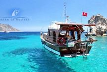 Traveling Places in Antalya Turkey