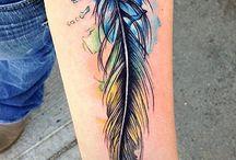 Tattoo's (not mine)