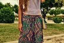 Bohemian Hippy style