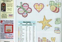 Little things crosstitch