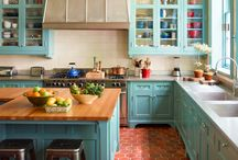 kitchen ideas / by Jules Hart