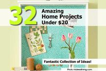 DIY for the home / by Jessica Lingle