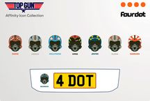 Fourdot Affinity Icons / Affinity Icon Ranges available on the Fourdot configurator