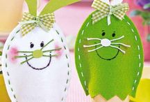 Pracko a výtvarka - Velikonoce