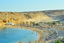 Red Sea / Coral reefs, world-class diving, desert hills, excellent hotels and reliable sunshine. http://www.secretearth.com/destinations/176-red-sea