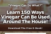 viniger can do 50 things in your house