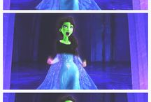 Wicked and Frozen