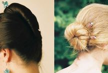 Hair Style / What can you do with simplicity and your own hair? The answer is... ... Plins