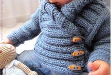 Knitting - Baby