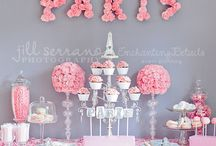 Parisian Themed Shower / Baby or Bridal Shower / by Marcia Suarez Galan