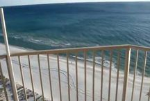 Tina's Treasure@Gulf Crest - Panama City Beach / 3 BR Luxury Beach Condo with wrap around Balcony on beach & Gulf of Mexico. Owner managed and built in 2004, our 14th floor east end luxury beach condo has 9 ft ceilings, large open floor plan (1801 sq ft living), 3 bedrooms, 2 bath with a 719 sq ft wraparound balcony. The balcony is one of the largest on the beach and has the most beautiful view of the Gulf of Mexico.