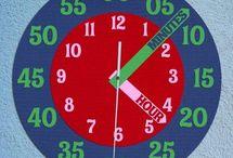 What times is it? - Mennyi az idő? / Games about time - Játékok az időről