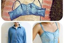 Skjorte redesign
