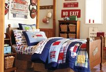 Boys' Bedroom Ideas / Pins about boys' bedroom ideas, boys' bedrooms, home decor inspiration.