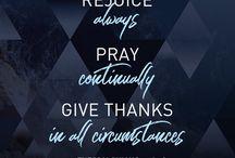 Christian words of inspiraration