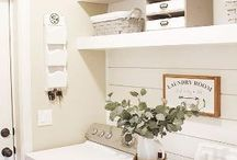 HOME / LAUNDRY ROOM INSPIRATION