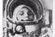Famous / Astronaut&Cosmonaut&