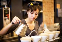 Cafes and Baristas: They Bring Us Joy / by Melitta USA