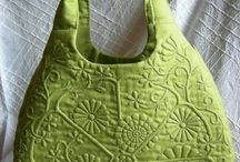 Longarm Quilting Inspiration / Ideas on how to add creative quilting to quilts.