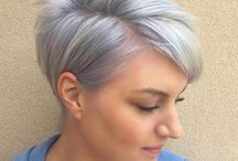 short hair side parting pixie cuts