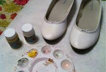 REGENCJA - buty/ REGENCY ERA - shoes