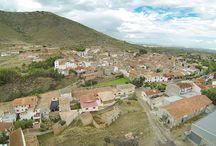 Fotografías Aéreas / Fotografías aéreas de los pueblos de diferentes municipios aragoneses.