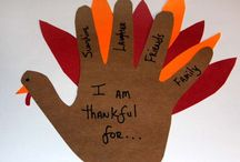 School craft projects / Thanksgiving turkey
