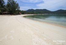 Koh Phangan Beaches / Some great photos of beaches around Koh Phangan, Thailand