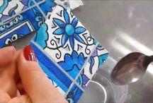 Azulejo Tecido